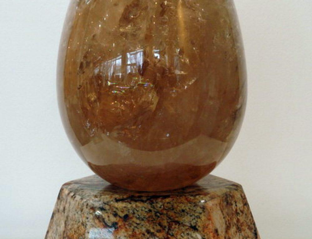 Citrine Egg