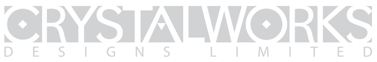 Crystalworks Designs Ltd. Logo